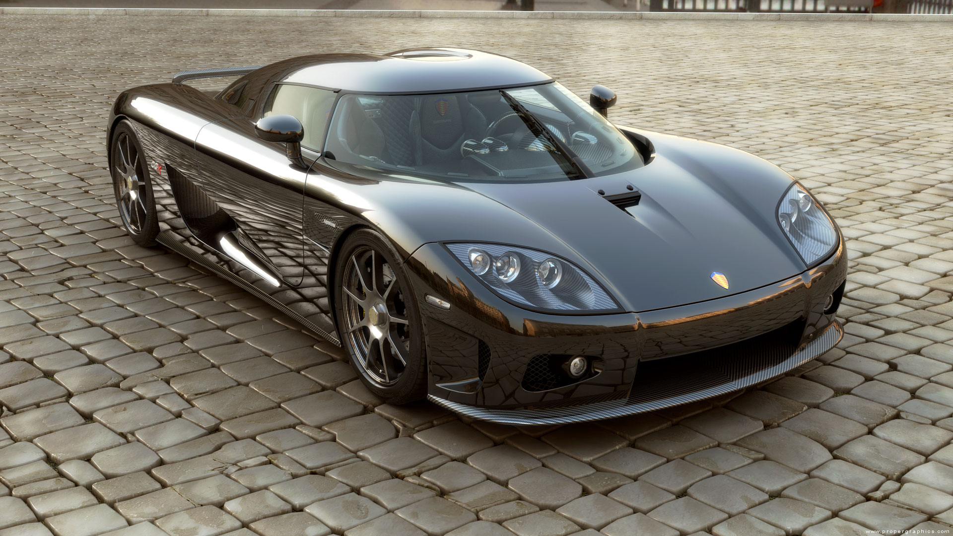 Koenigsegg CCXR photo most expensive cars in the world