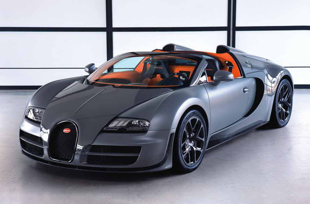 Bugatti Veyron Grand Sport Vitesse photo most expensive cars in the world