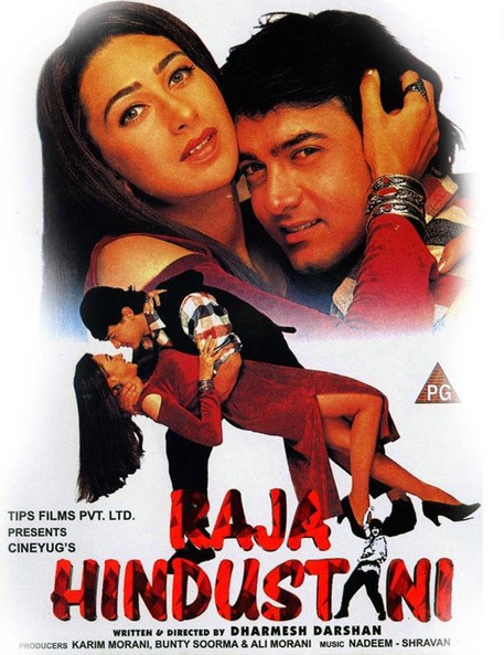 Indian King / Raja Hindustani best indian movies