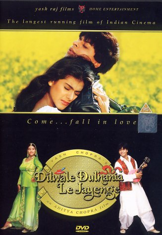 The Brave Hearted Will Take Away the Bride / Dilwale Dulhania Le Jayenge best indian movies