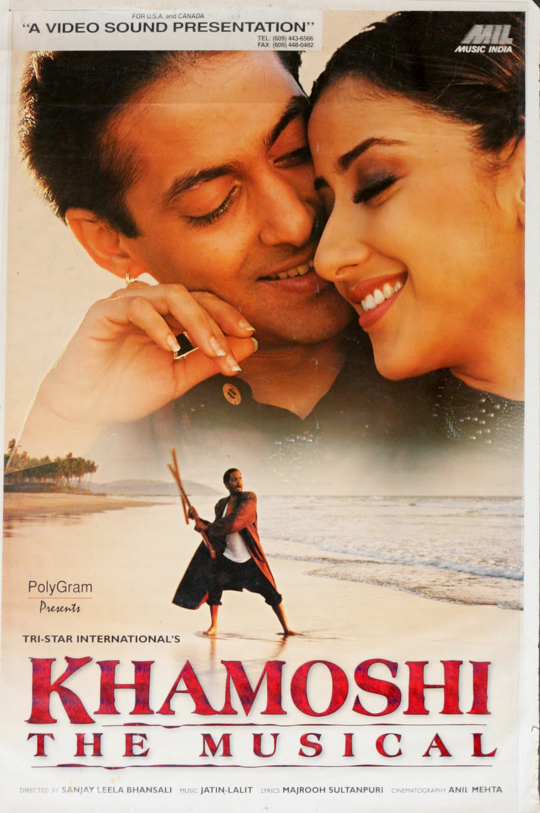 Silence / Khamoshi: The Musical best indian movies