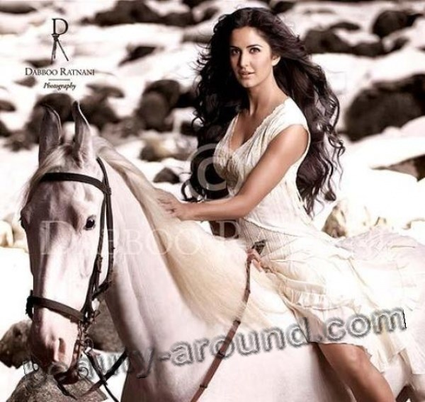 Katrina Kaif on horseback photos