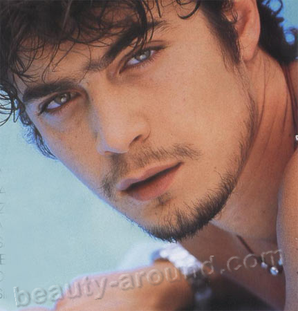 Hot Italian Man Riccardo Scamarcio Italian actor