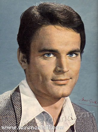 Hot Italian Man Terence Hill