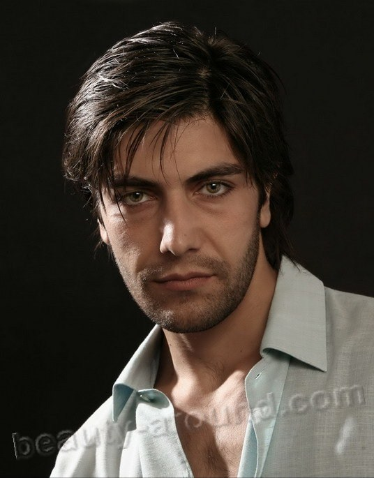 Hot Italian Man Fabrizio Bucci Italian actor