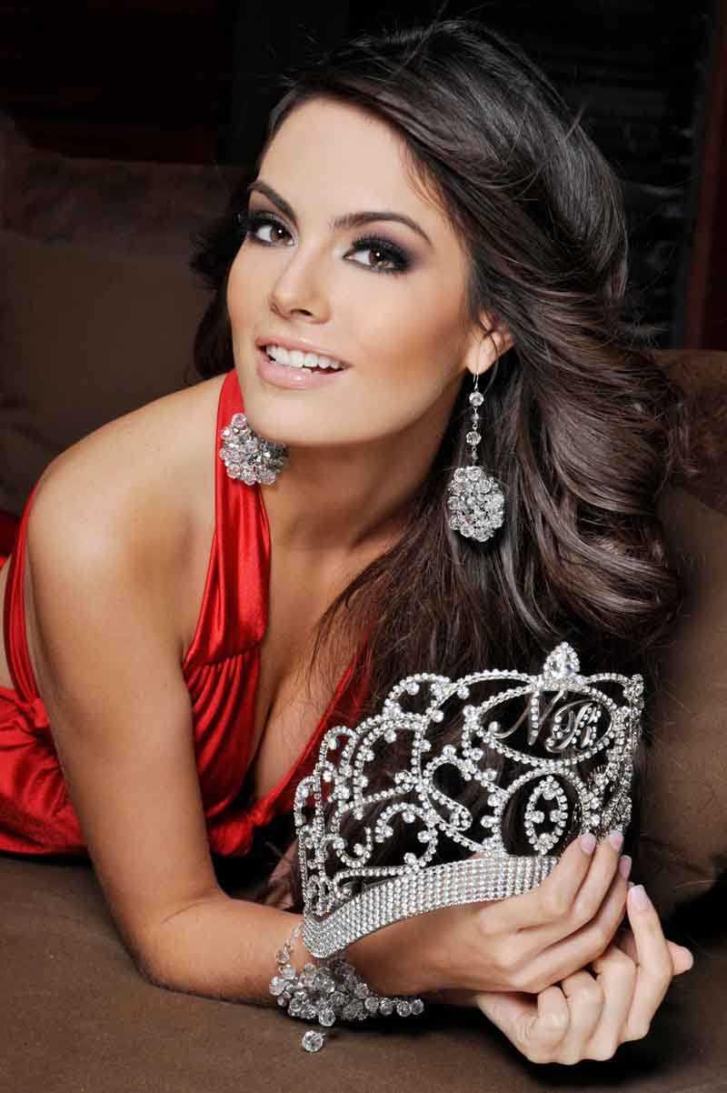 Химена Наваретте  Jimena Navarrete мисс Вселенная 2010