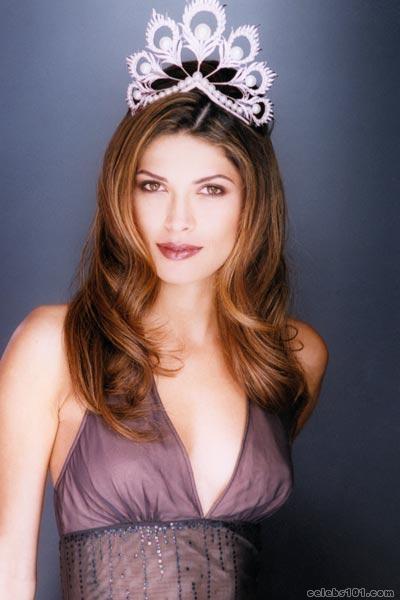 """Мисс Вселенная 2002 Юстин """"Жюстин"""" Лиссете Пасек Патино / Yostin """"Justine"""" Lissette Pasek Patino"""