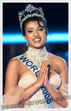 Priyanka Chopra winner of Miss World 2000 photo