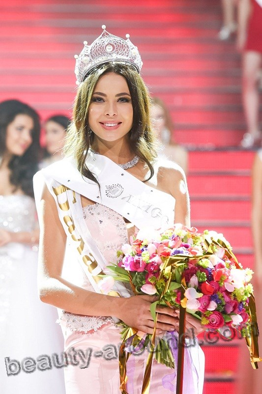 Юлия Алипова Мисс Россия 2014 фото