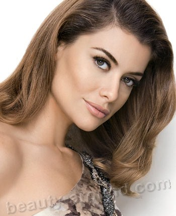 Alinne Moraes the face of Loreal