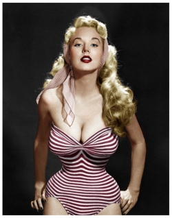 Betty Brosmer - Most Beautiful Figure of the 20th Century
