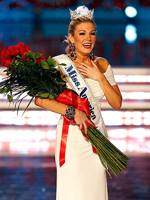 Miss America 2013 - Mallory Hagan from Brooklyn