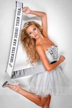 Miss Teen USA winners