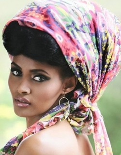 Top-15 Beautiful Ethiopian women and models .  Photo Gallery