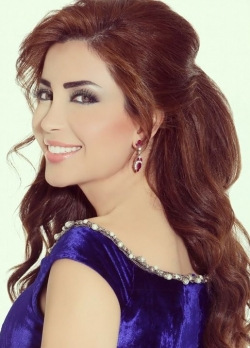 Top-17 Most Beautiful Syrian Women