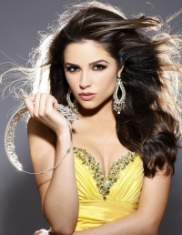 The winner of the Miss Universe 2012 Olivia Culpo