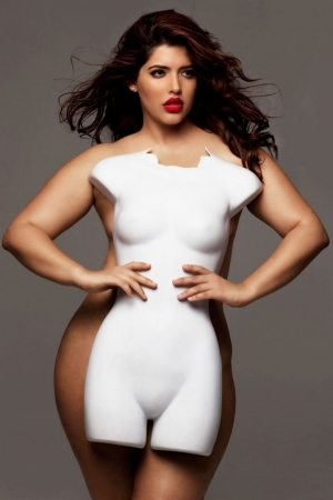 Top-12 Beautiful Plus Size Women Models