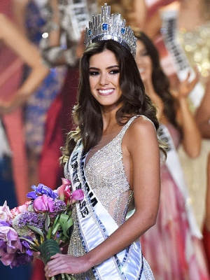 Paulina Vega - Winner Miss Universe 2014. Beautiful Contestants Miss Universe 2014