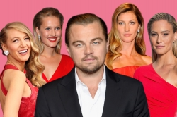 Leonardo DiCaprio's Girlfriends (13 Photos)