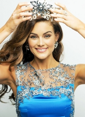 Miss World 2014 Rolene Strauss - Winner of Contest