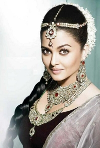 Aishwarya Rai - the most beautiful and famous Indian woman