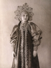 Russian women in national costumes (25 photos)